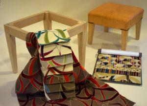 Des modèles de tapisserie au choix pour réaliser son siège personnalisé