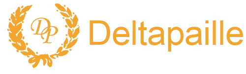 Petit logo avec texte Deltapaille